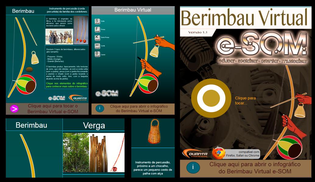 Instrumento Virtual - Berimbau